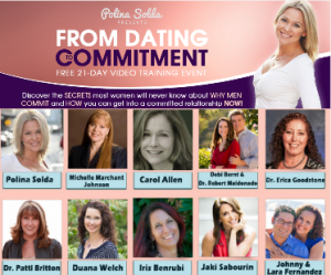 From Dating to Commitment Banner